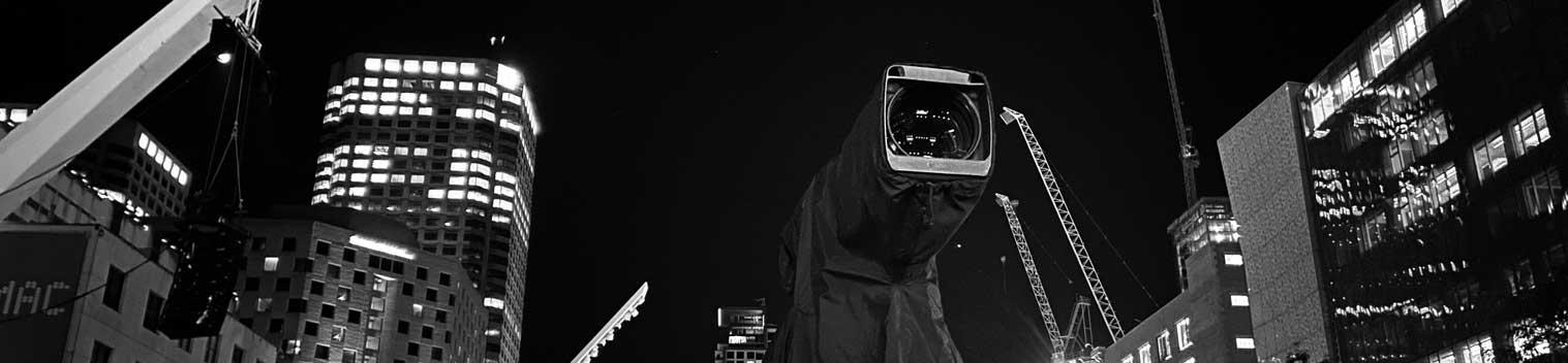 Banner - camera